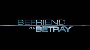 Netflix box art for Befriend and Betray
