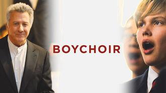 Netflix Box Art for Boychoir