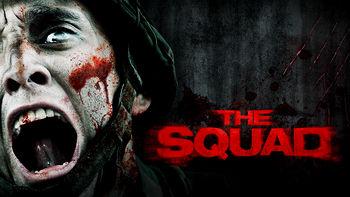 Netflix box art for The Squad