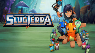 Netflix box art for Slugterra - Season 1