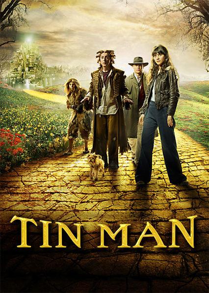 Tin Man Netflix EC (Ecuador)