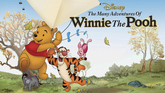Netflix box art for The Many Adventures of Winnie the Pooh