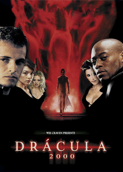 Dracula 2000 Netflix UK (United Kingdom)