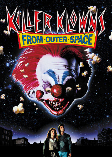 Killer Klowns from Outer Space Netflix AU (Australia)