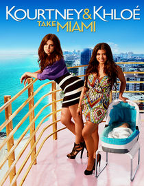 Kourtney & Khloe Take Miami: Season 1: Models Don't Skateboard