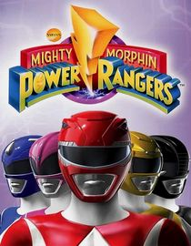 Mighty Morphin Power Rangers: Season 1 (Reversioned): The Spit Flower