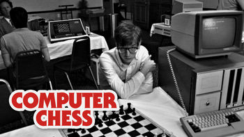 Netflix box art for Computer Chess