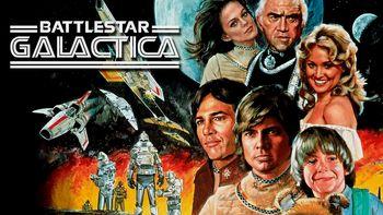 Netflix box art for Battlestar Galactica (1978) - Season 1