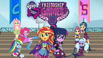 My Little Pony: Friendship Games | filmes-netflix.blogspot.com