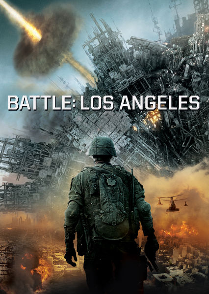 Battle: Los Angeles Netflix KR (South Korea)