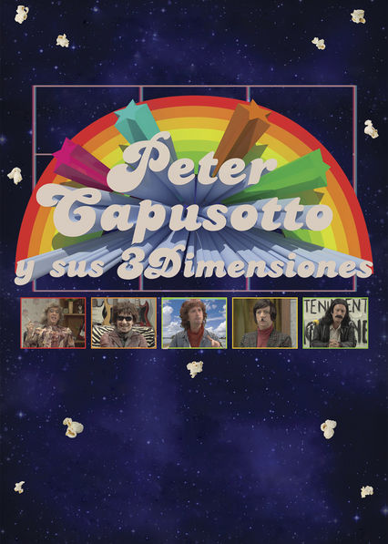 Peter Capusotto y sus tres dimensiones Netflix BR (Brazil)
