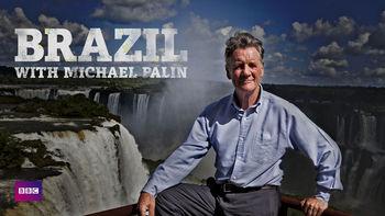 Netflix box art for Brazil with Michael Palin - Season 1