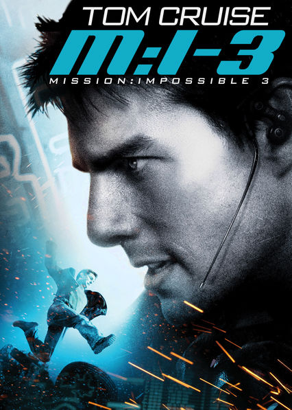 Mission: Impossible III Netflix BR (Brazil)