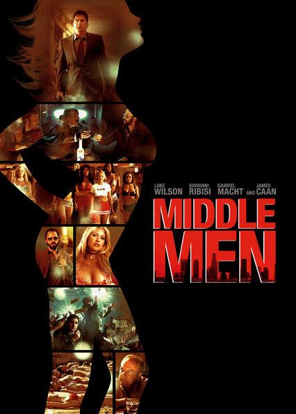 Middle Men Netflix AU (Australia)