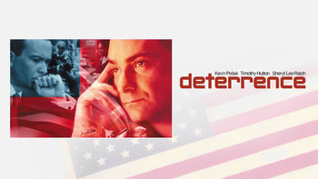 Netflix box art for Deterrence