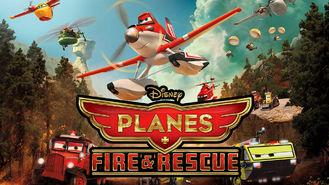 Netflix box art for Planes: Fire & Rescue