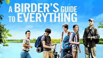 Netflix box art for A Birder's Guide to Everything