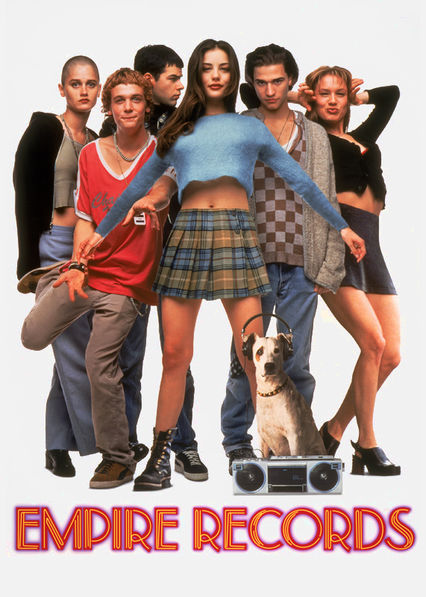 Empire Records Netflix BR (Brazil)
