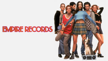 Netflix box art for Empire Records
