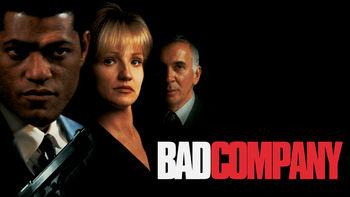 Netflix box art for Bad Company