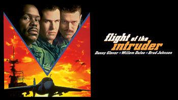 Netflix box art for Flight of the Intruder