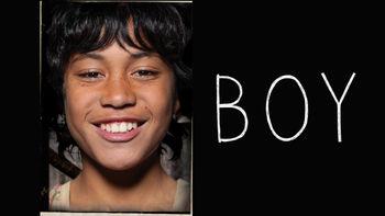 Netflix box art for Boy