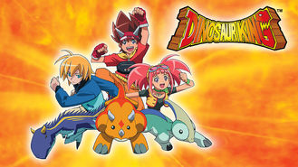 Netflix Box Art for Dinosaur King - Season 1