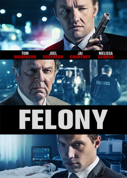 Felony Netflix KR (South Korea)