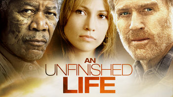 Netflix box art for An Unfinished Life