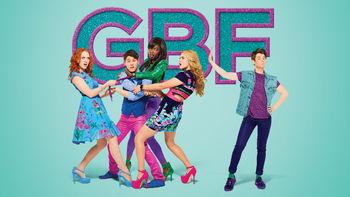 Netflix box art for G.B.F.