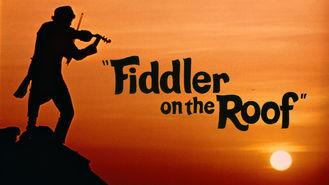 Netflix box art for Fiddler on the Roof