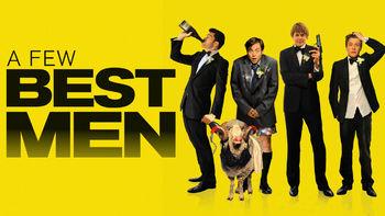 Netflix box art for A Few Best Men
