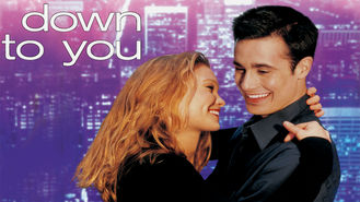 Netflix box art for Down to You
