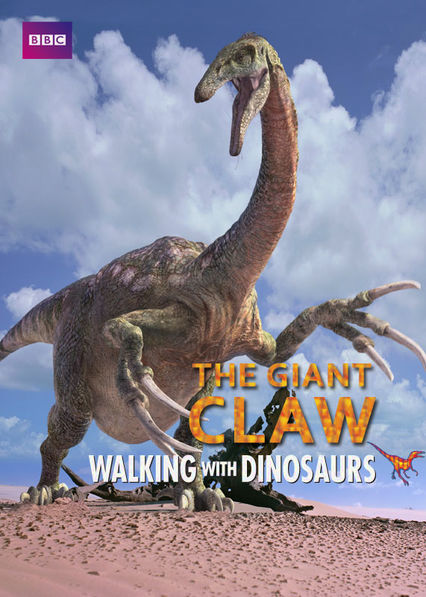 Walking with Dinosaurs: The Giant Claw Netflix AR (Argentina)
