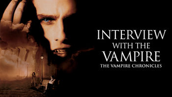 Netflix box art for Interview with the Vampire