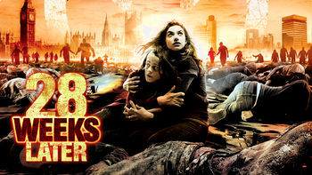 Netflix box art for 28 Weeks Later