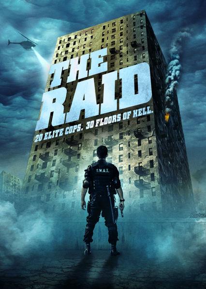 The Raid Netflix BR (Brazil)