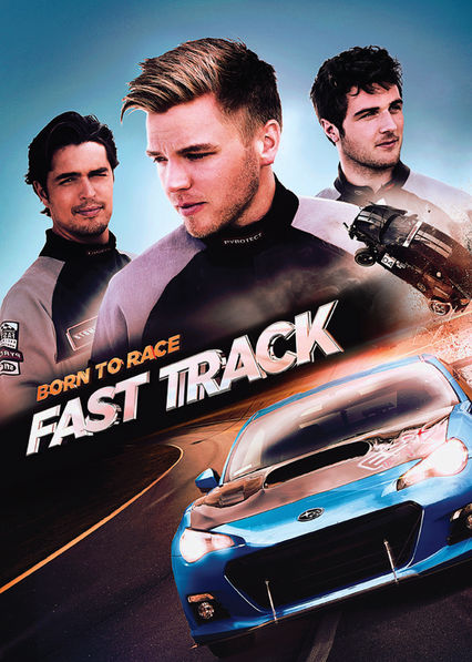 Born to Race: Fast Track Netflix AR (Argentina)
