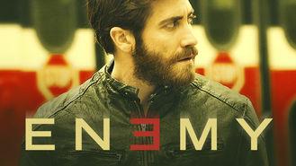 Netflix box art for Enemy