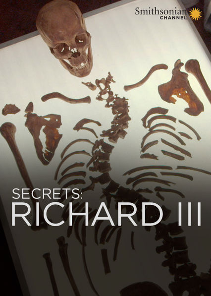 Secrets: Richard III Revealed Netflix PR (Puerto Rico)