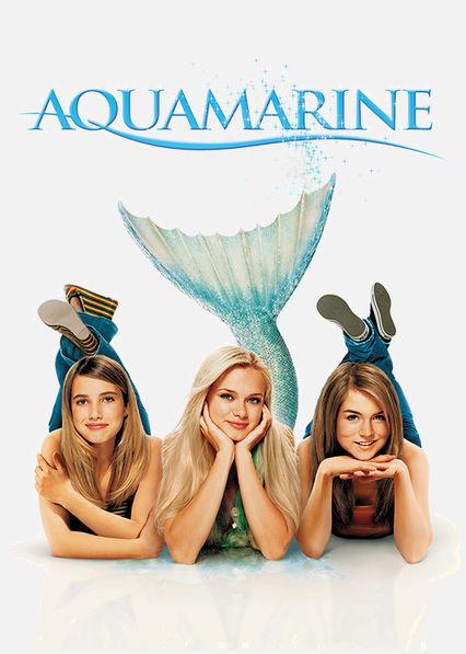 Aquamarine Netflix PY (Paraguay)