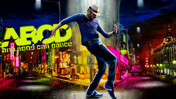 Netflix box art for ABCD: Any Body Can Dance
