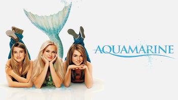 Netflix box art for Aquamarine