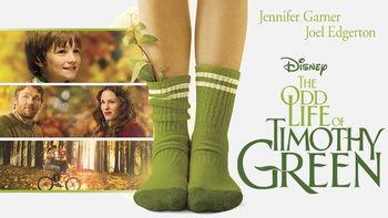 Netflix box art for The Odd Life of Timothy Green