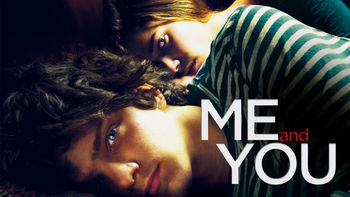 Netflix box art for Me and You