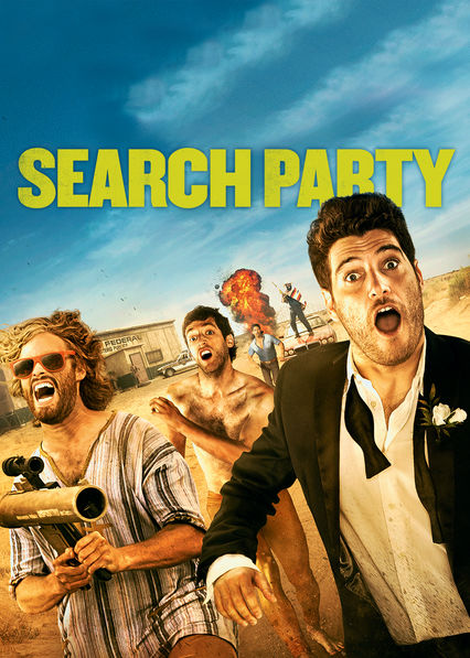 Search Party Netflix IN (India)