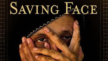 Netflix box art for Saving Face