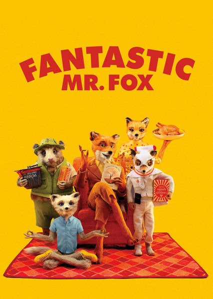 Fantastic Mr. Fox Netflix BR (Brazil)
