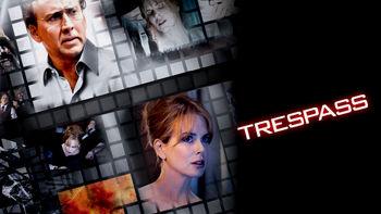 Netflix box art for Trespass