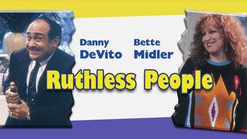 Netflix box art for Ruthless People